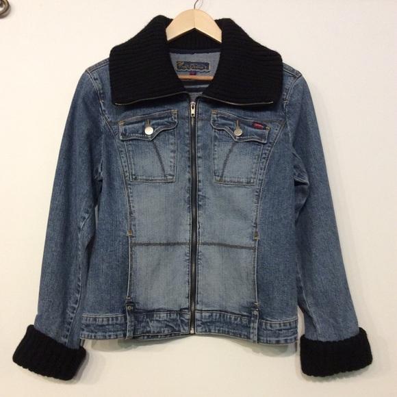 Yuka Jeans Jackets & Blazers - Vintage Yuma Jean Jacket